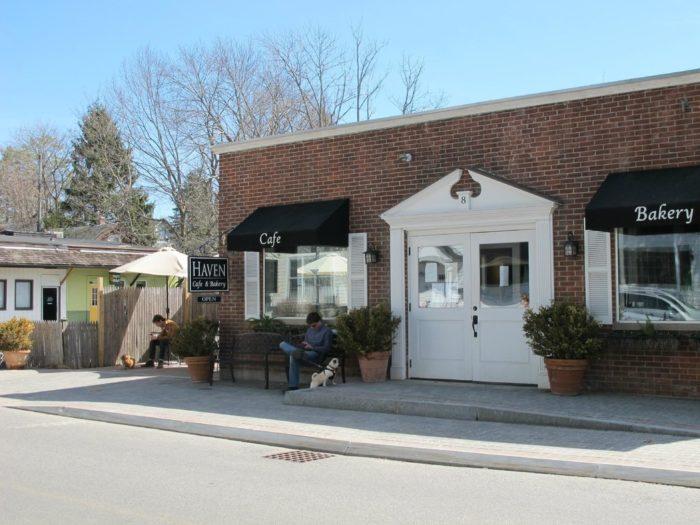 7. Haven Cafe & Bakery, Lenox