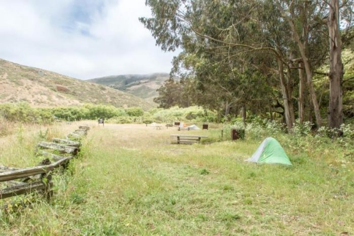 10. Haypress Campsite in Tennessee Valley