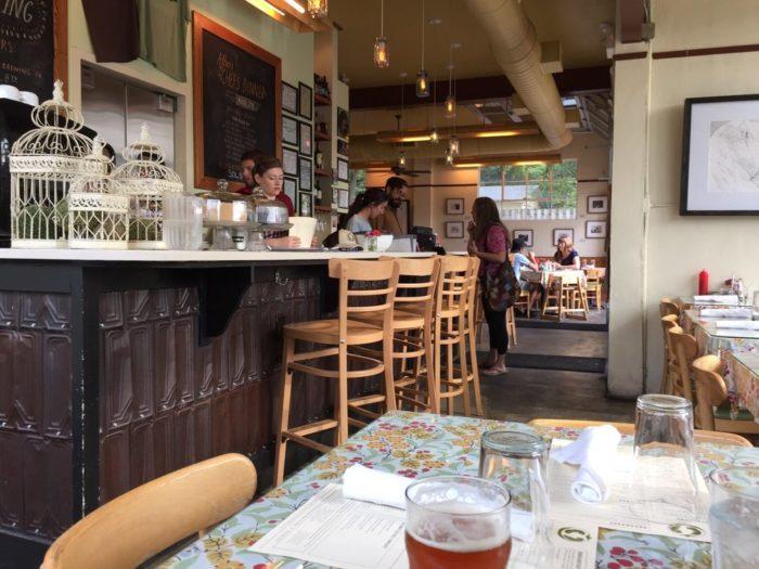 12. Heirloom Cafe—815 N Chase St, Athens, GA 30601