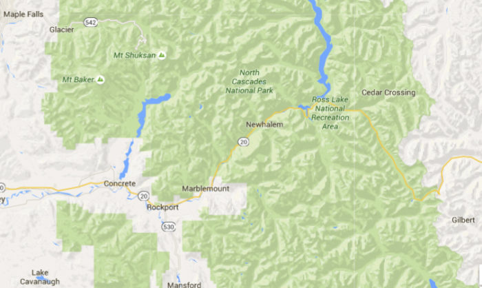 12. North Cascades Highway (State Route 20)