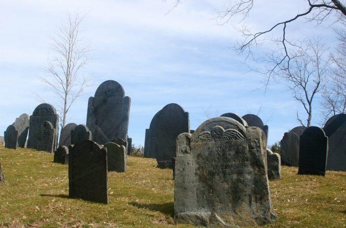 6. Leavenworth Cemetery