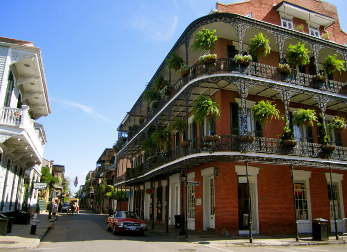 10) New Orleans has over 20 nationally registered historic districts, more than any other city in the United States.