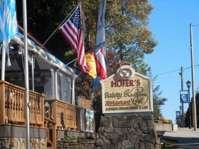 4. Hofer's of Helen—8758 North Main Street, Helen, GA 30545