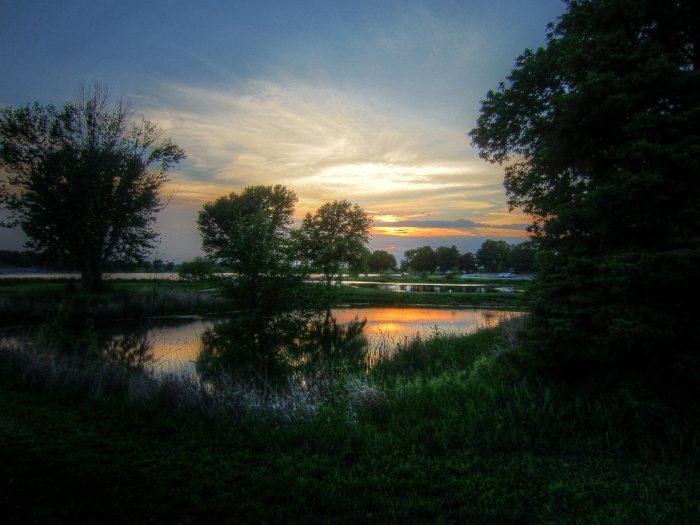 6. Holmes Lake, Lincoln