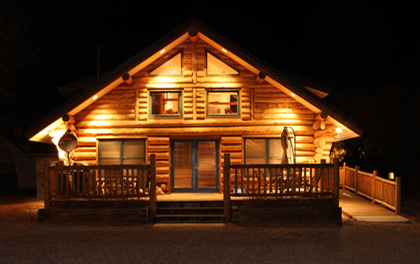 7. The Cabin At Riverside