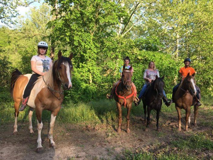 5. Horseback Riding