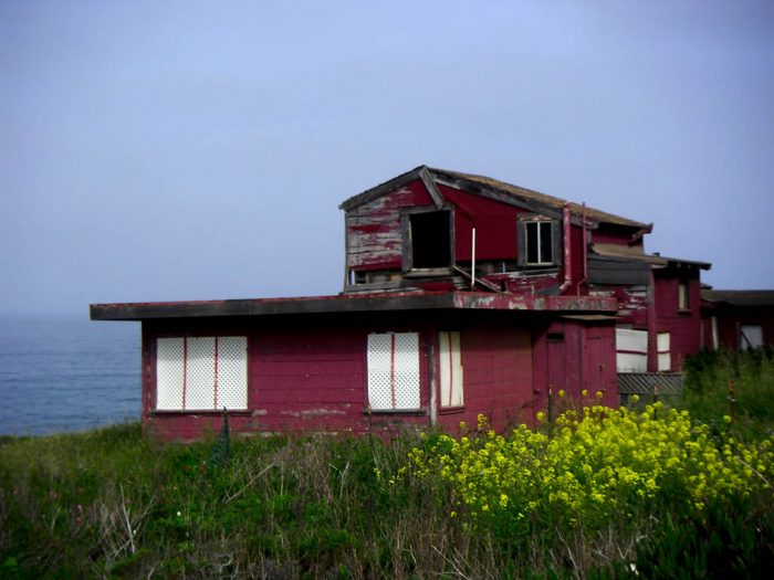 5. Abandoned House