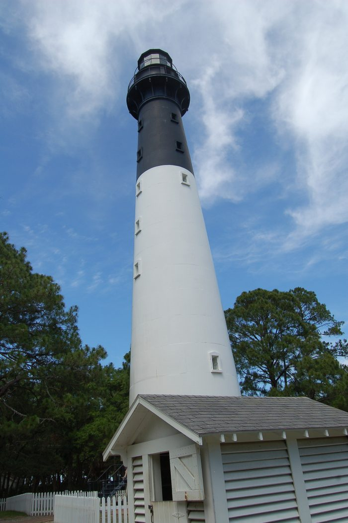 11. Hunting Island Light