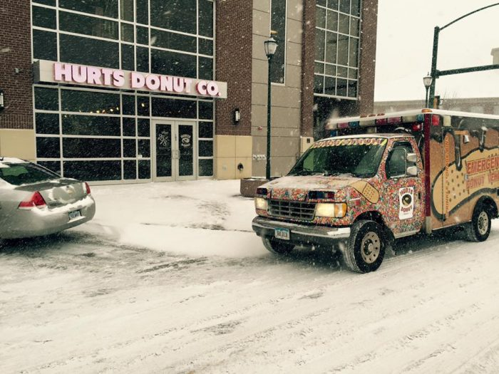 11. Hurts Donut Co., 1301 5th St, Coralville, IA 52241