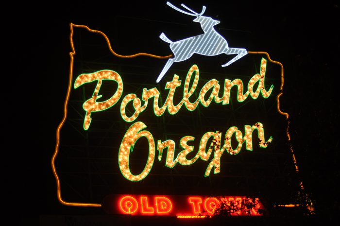 1. Portland was named on a coin toss.