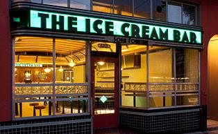 8. The Ice Cream Bar Soda Fountain