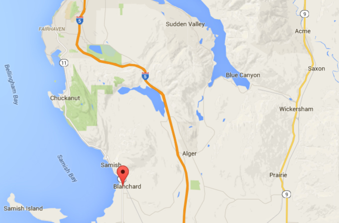 7. Chuckanut Drive (State Route 11)