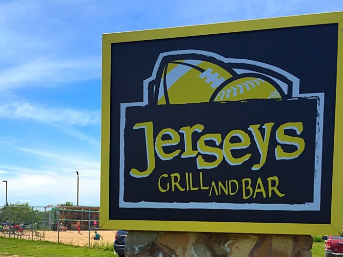 4. Sand Volleyball at Jerseys