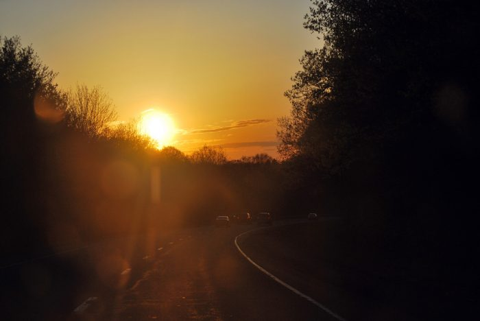 7. If you commute in the early morning you know this sight. But have you taken the time to really enjoy it?