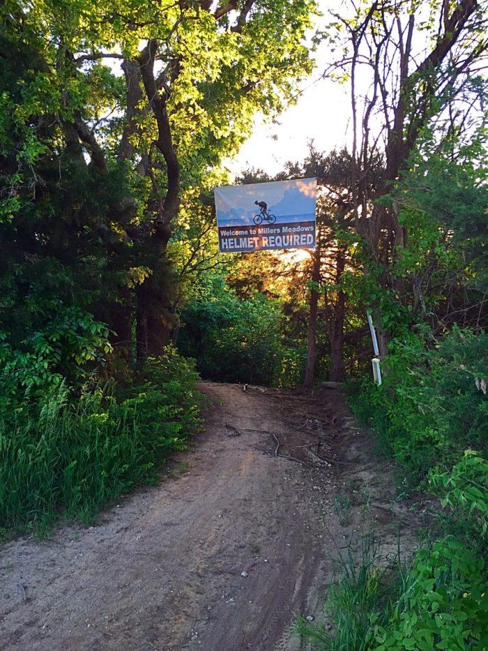 3. Bike or Run at Miller's Meadow
