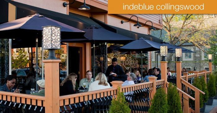 6. Indeblue, Collingswood