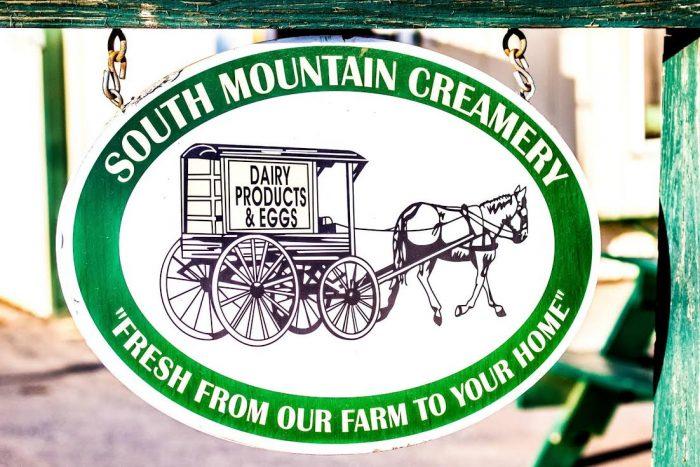 3. South Mountain Creamery, Middletown