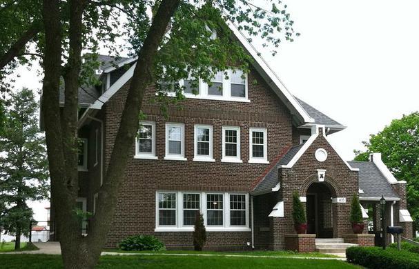3. Iowa House, Ames, Iowa