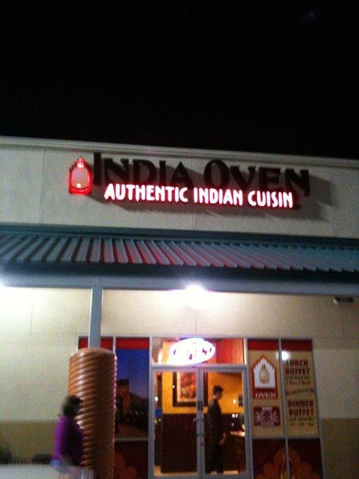 5. India Oven, Sacramento