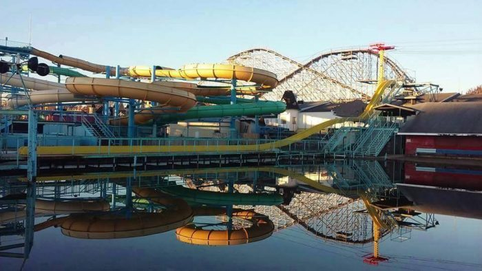 7. Indiana Beach Waterpark - Monticello