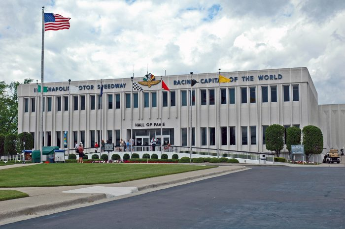 3. Check Out the Hall of Fame Museum at the Indianapolis Motor Speedway
