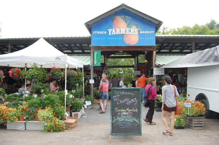 7. Fresh produce to fill up on? Count us in for the Farmers Markets!