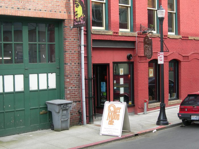 3. Over The Moon Cafe, Tacoma (709 Opera Alley)