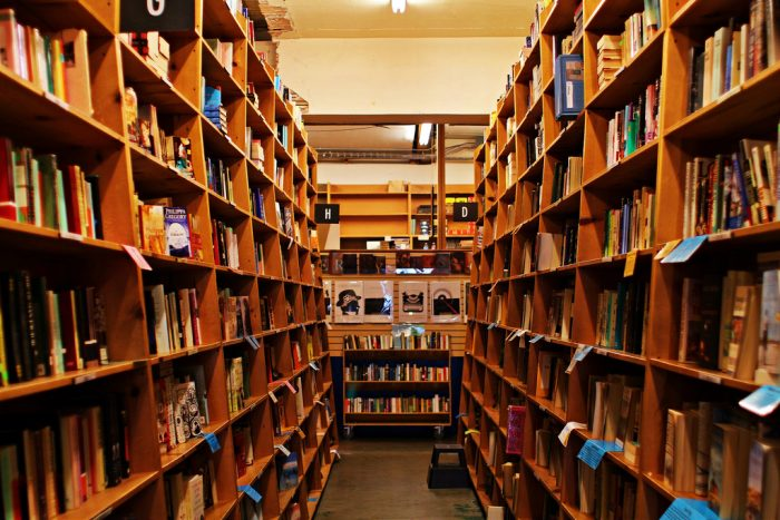 10. Powell's Books is the largest independently owned bookstore in the world.