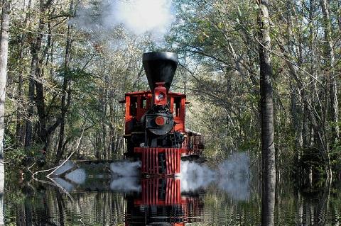 8. Jefferson Railway, Texas