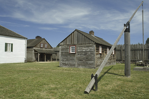 8. Fort Vancouver National Historic Site, Vancouver (and half in Oregon)