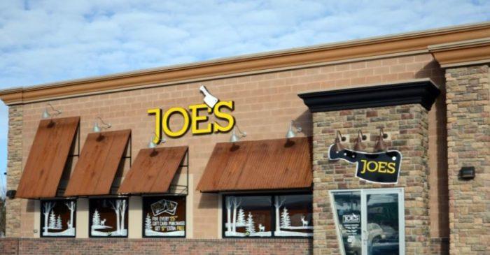 8. Joe's Restaurant, Blackfoot