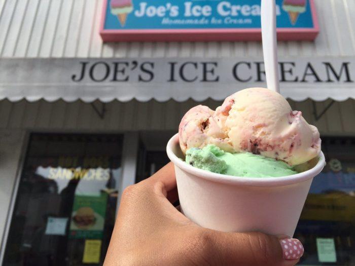 9. Joe's Ice Cream