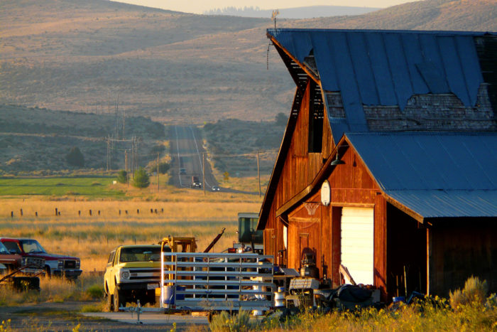 5. Johnstonville is a quiet ol' town close to Susanville. Love this shot!