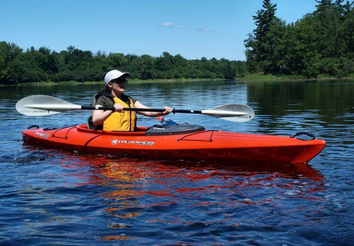 5. Kayaking