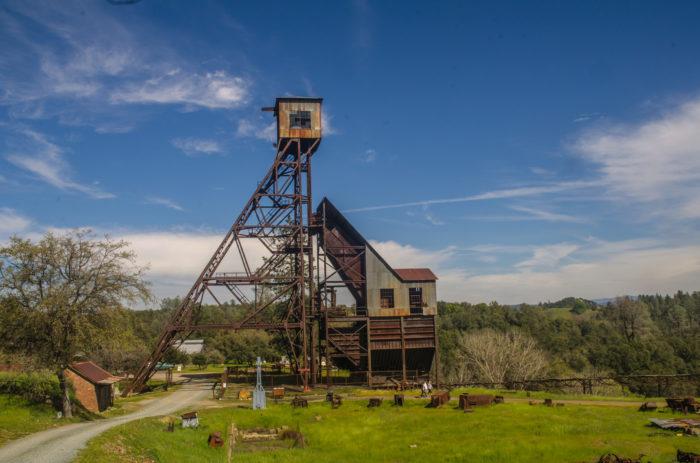 6. Kennedy Mine, Jackson