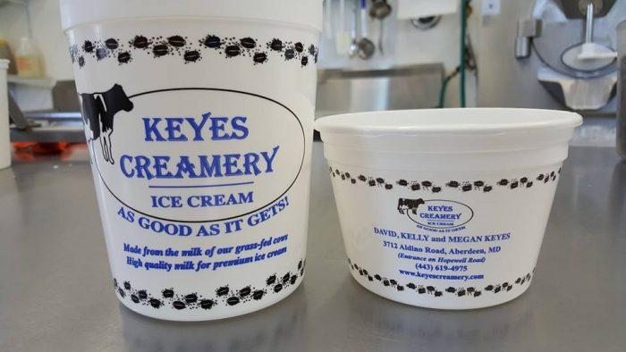 keyes cups