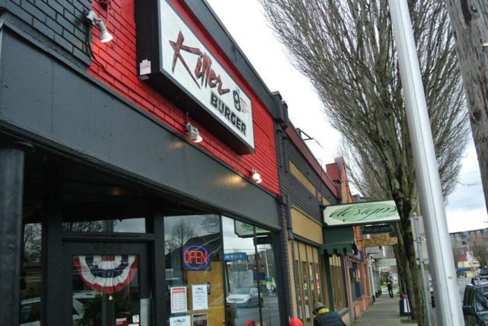 1. Killer Burger - Multiple Locations