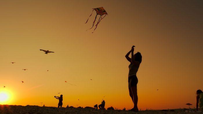 9. Go fly a kite!