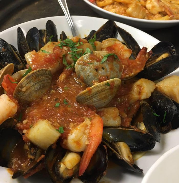 La Casa Pasta Seafood Pescatore