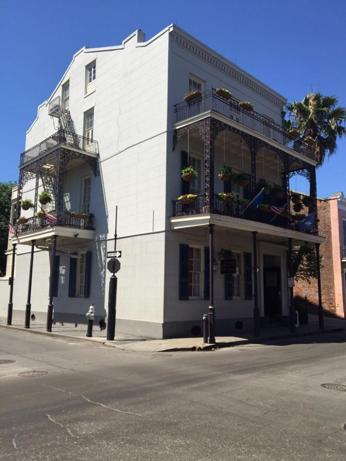 7 most haunted hotels in new orleans. Black Bedroom Furniture Sets. Home Design Ideas