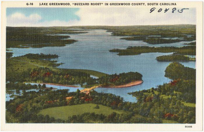4. Lake Greenwood