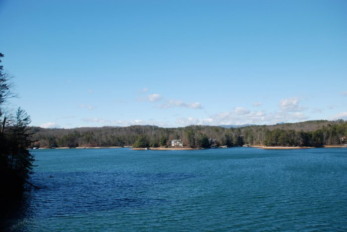 7. Lake Jocassee