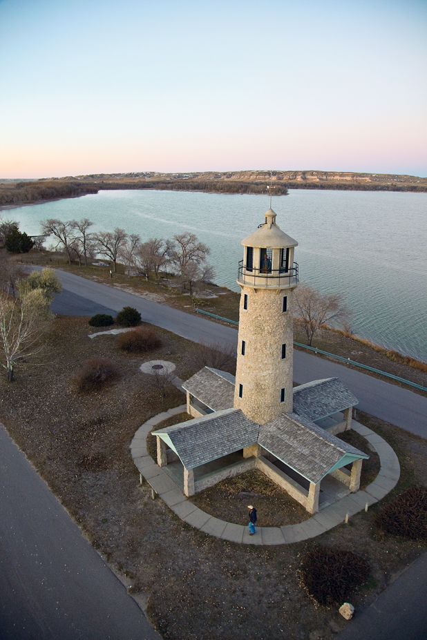 12. You can see a lighthouse...in Nebraska?