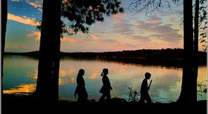 There's Something Magical About These 10 South Carolina Lakes In The Summer