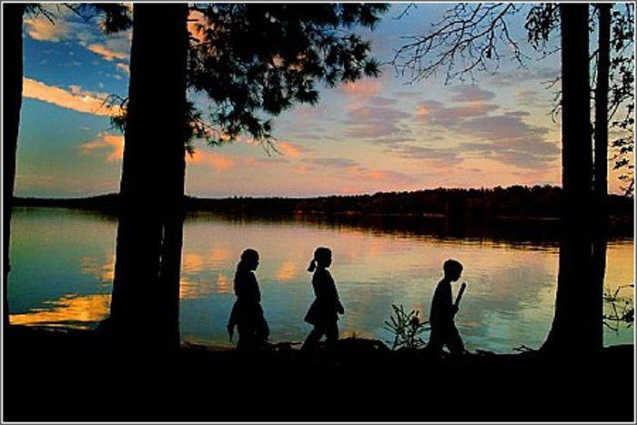 9. Lake Wateree