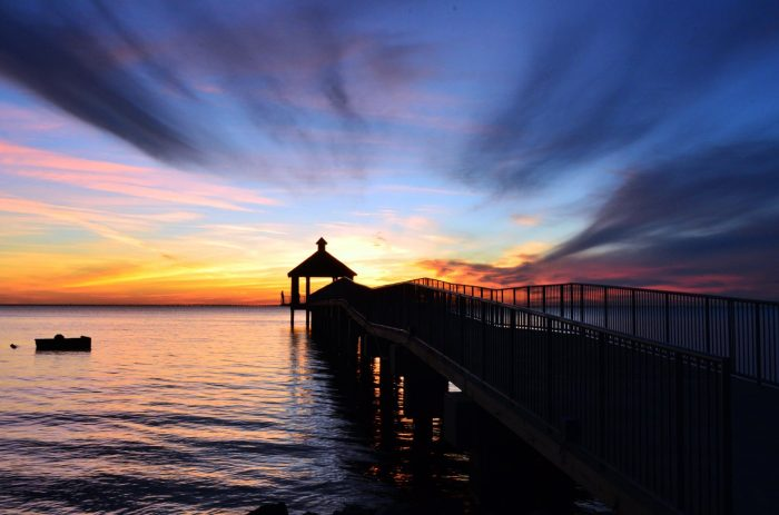 11. Lake Pontchartrain
