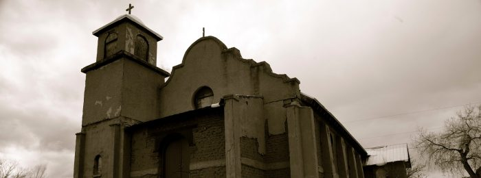 7. Our Lady of The Light Church in Lamy, which is in Santa Fe County.
