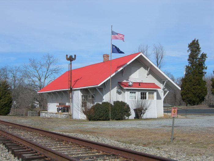 11. Landrum (in Spartanburg County)