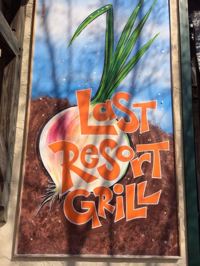 15. The Last Resort Grill—174-184 W Clayton St, Athens, GA 30601