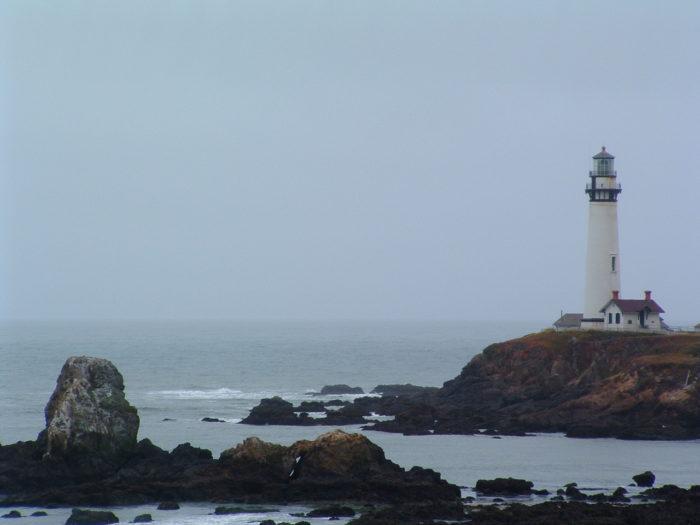 3. Lighthouse, Monterey